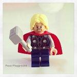 lego super heroes - Thor